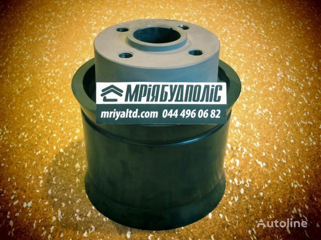 new kachayushchie rezinovye porshni 180mm spare parts for PUTZMEISTER concrete pump