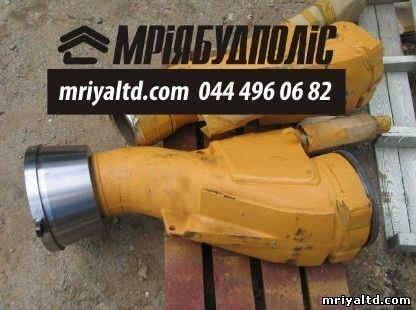 S-obraznye klapany (shiber) spare parts for PUTZMEISTER concrete pump