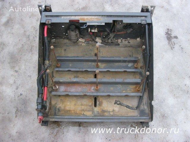 RENAULT Yashchik AKB spare parts for RENAULT DXI truck