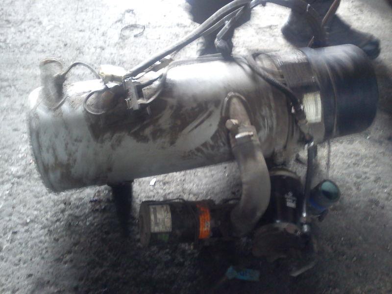 Kotel otopitel Webasta \ Stroca spare parts for SCANIA bus