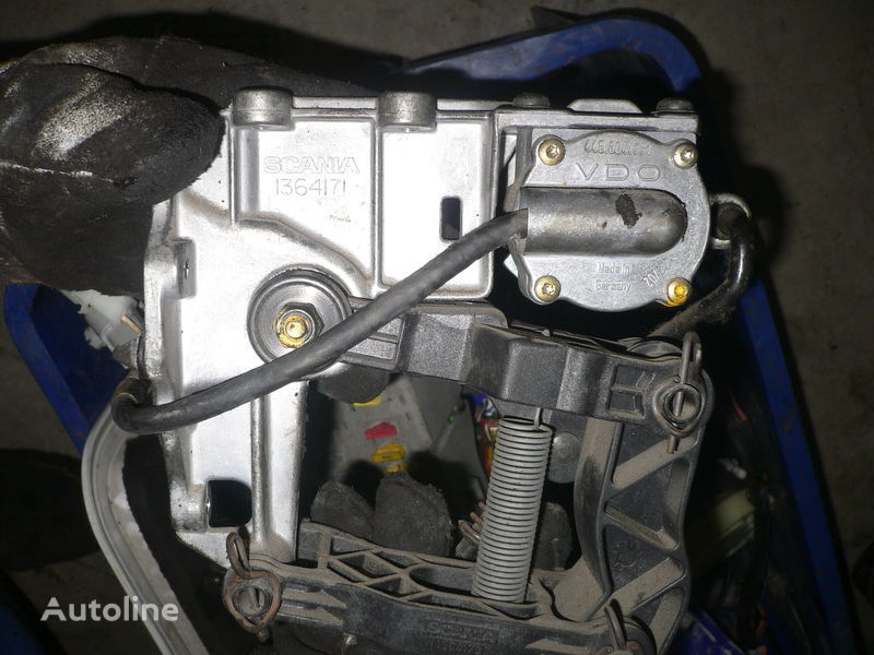 reostat 445.804./7/1   .1445615 spare parts for SCANIA 124 tractor unit
