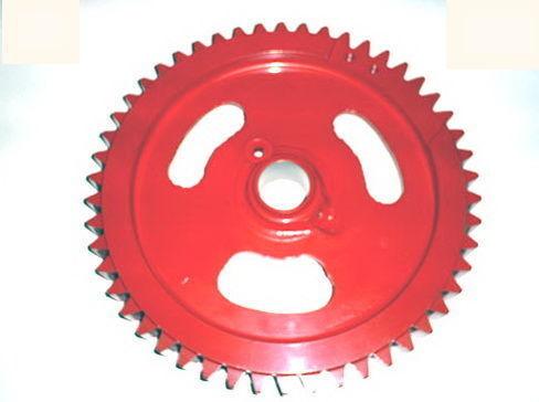 new Welger shesternya privoda apparata Z=50, spare parts for WELGER AP 52,53,530 baler