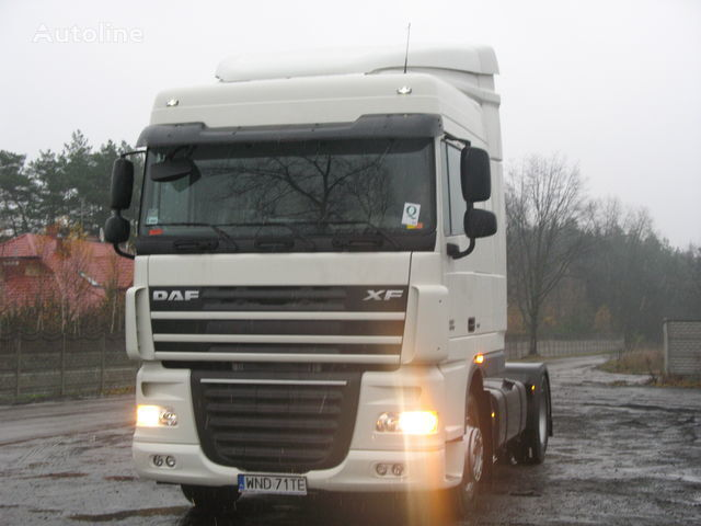 new MULTI-PLAST DAF XF 105 Space Cab spoiler for DAF 105 XF tractor unit
