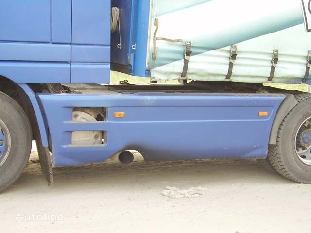 new spoiler for DAF XF95 truck