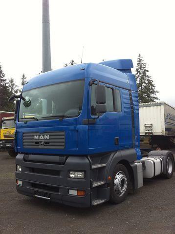 new MULTI-PLAST MAN TGA - TGX XLX spoiler for MAN TGA - TGX XLX tractor unit