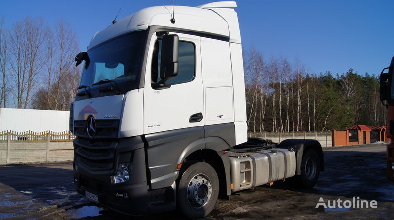 new Multi-Plast spoilery owiewki aeropakiet spoiler for MERCEDES-BENZ Actros MP4 Streamspaceszer. kabina tractor unit