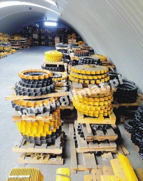 new sprocket for HANOMAG D600 construction equipment