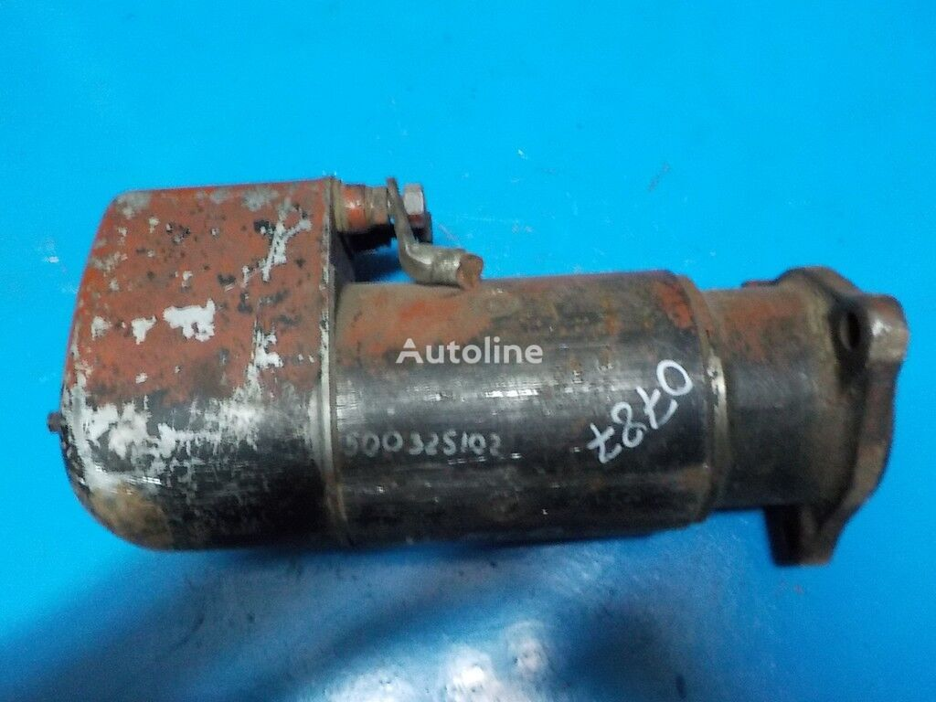 Iveco starter for truck
