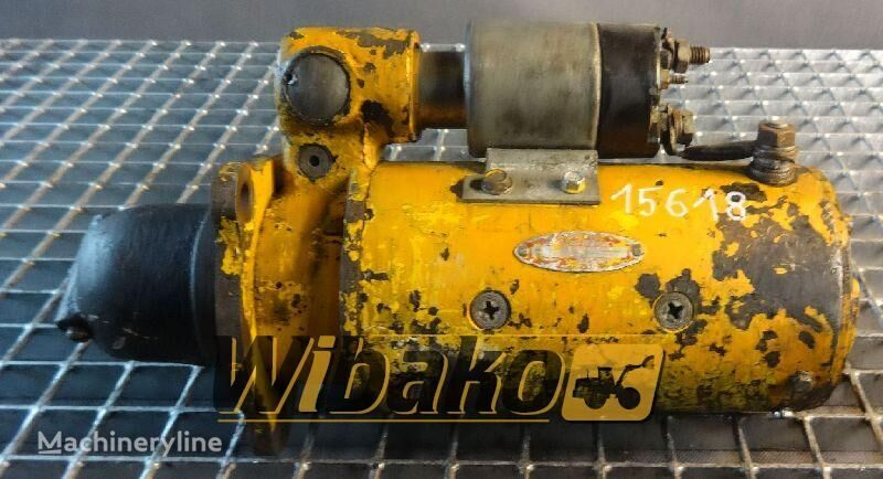 Starter Delco Remy 1113634 starter for 1113634 other construction equipment