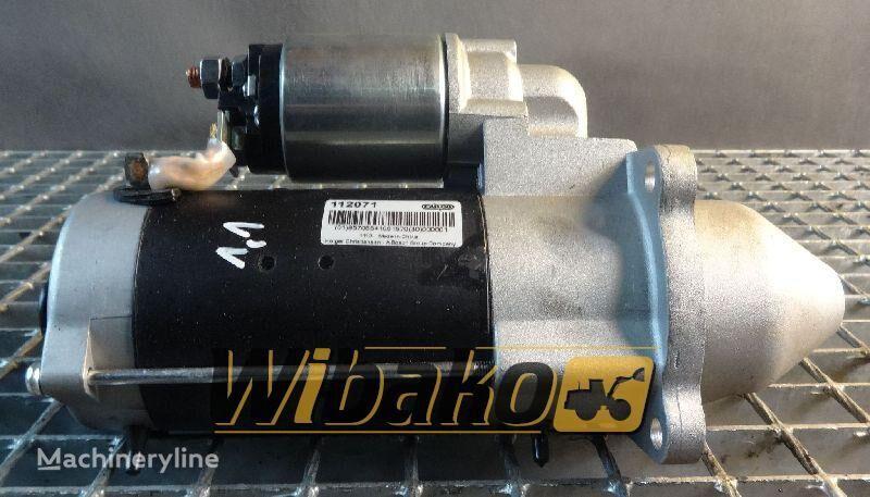 Starter Cargo 112071 starter for 112071 other construction equipment