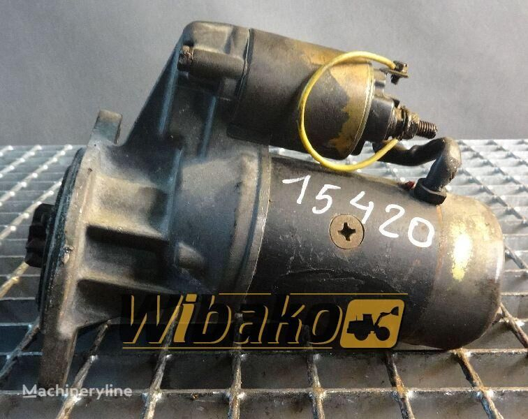 Starter Isuzu D209 starter for D209 other construction equipment
