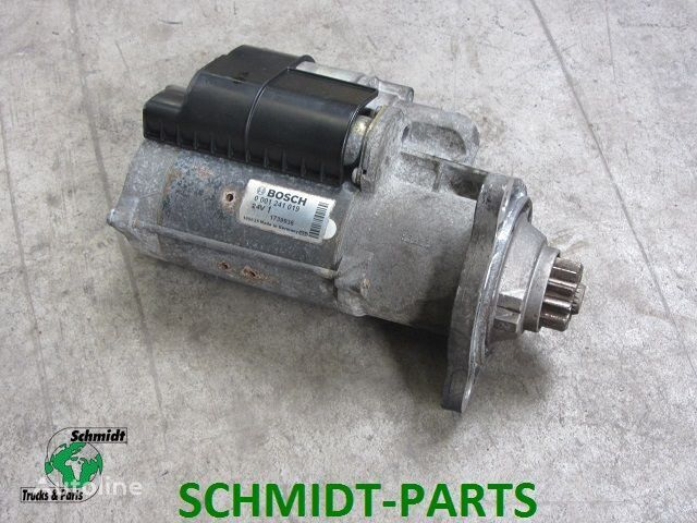 DAF starter for DAF tractor unit