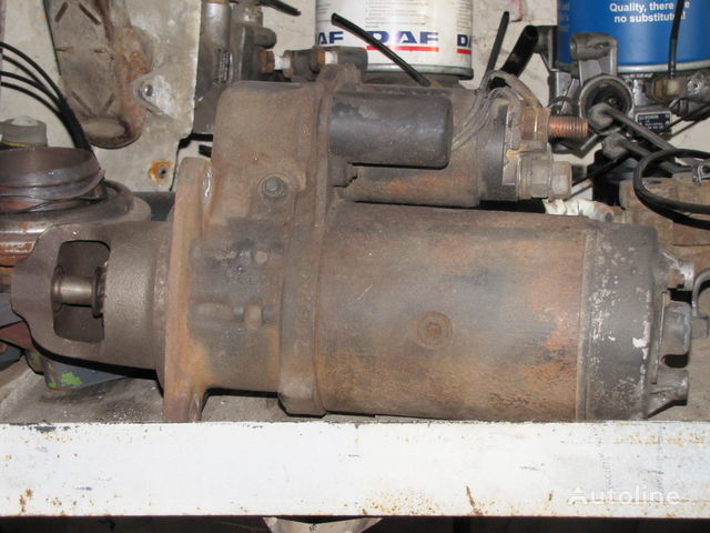 starter for DAF 95XF tractor unit