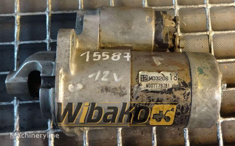 Starter Mitsubishi MD3206 starter for MD3206 excavator