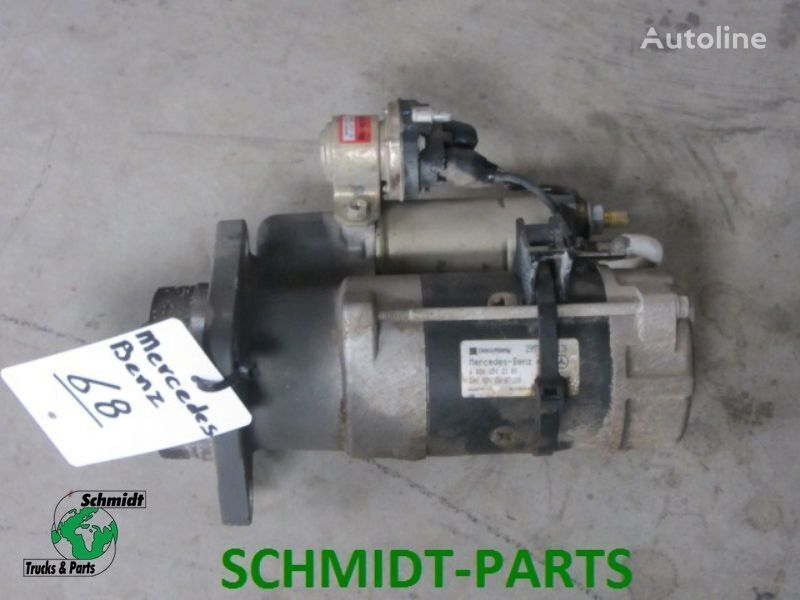 starter for MERCEDES-BENZ tractor unit