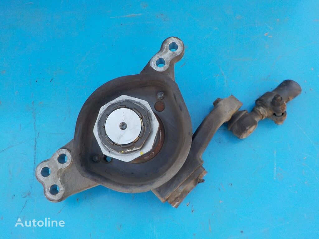 Povorotnyy kulak LH Scania steering gear for truck