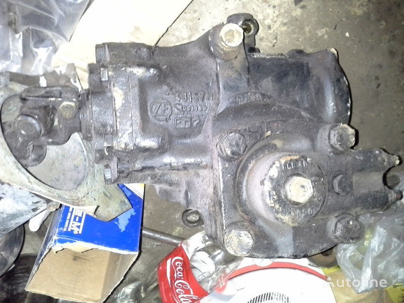 steering gear for SETRA bus