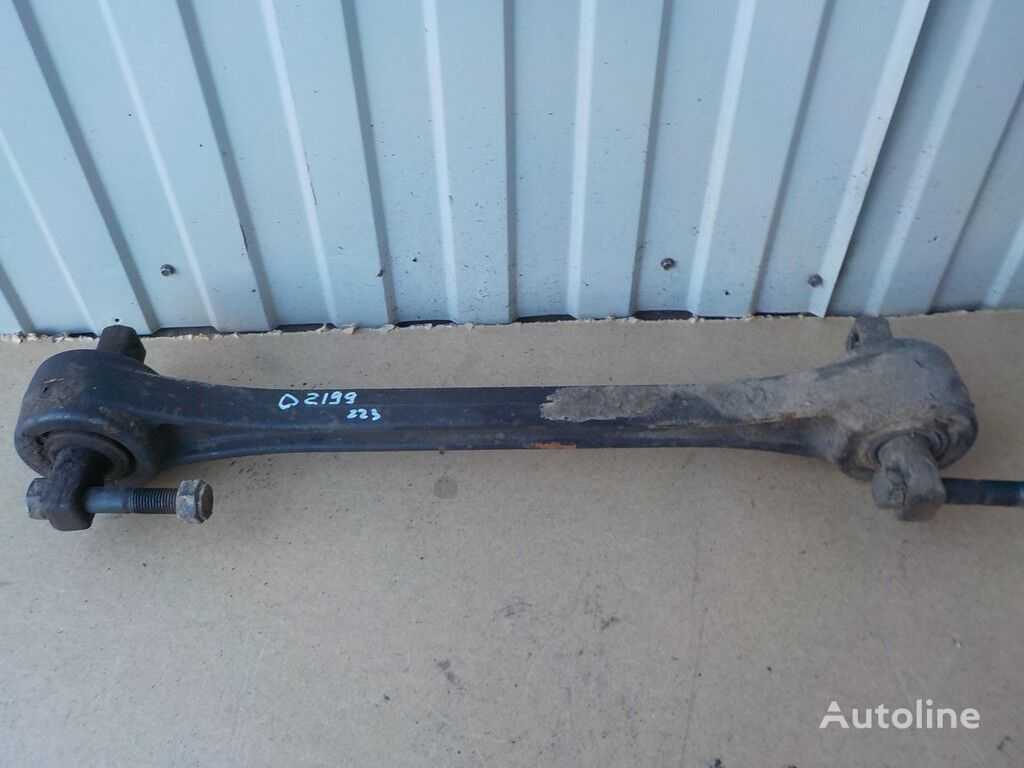 Reaktivnaya steering linkage for MAN truck