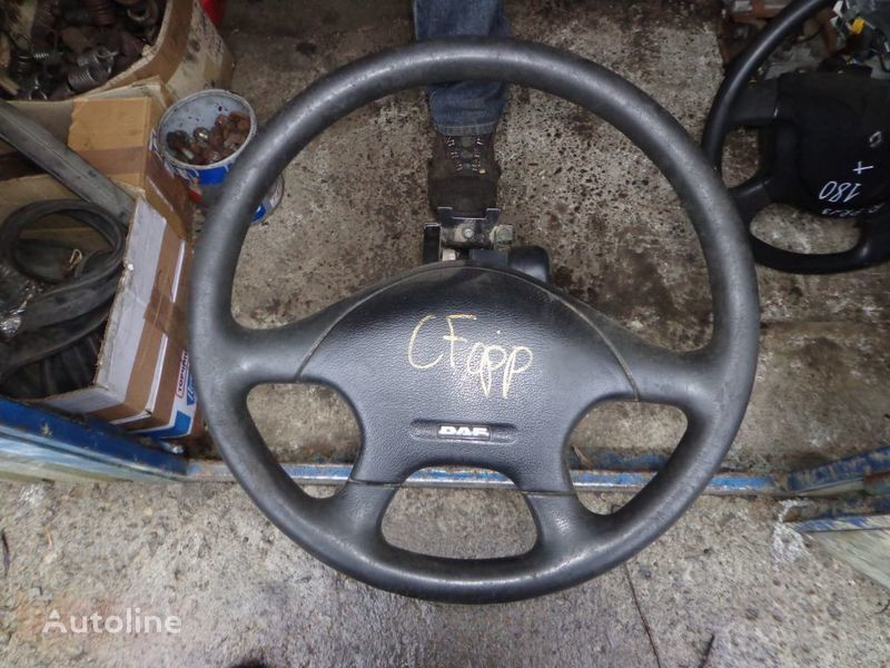 steering wheel for DAF CF tractor unit