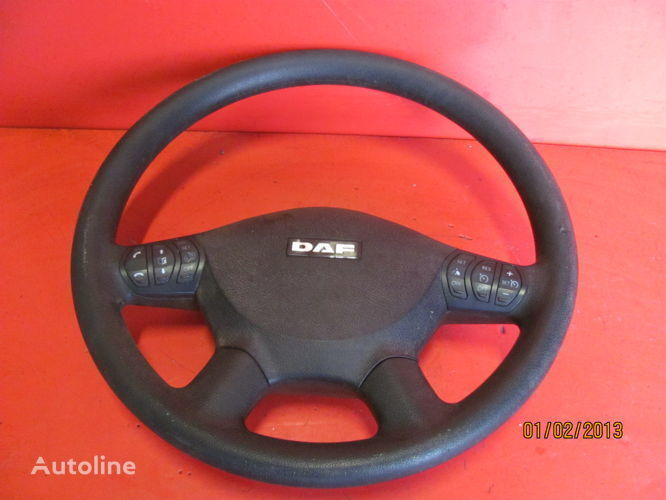 DAF steering wheel for DAF XF105.410 tractor unit