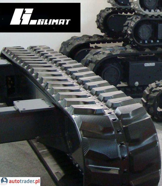 new track chain for ITR GĄSIENICA GUMOWA 250X109X35W 2016r ITR construction equipment