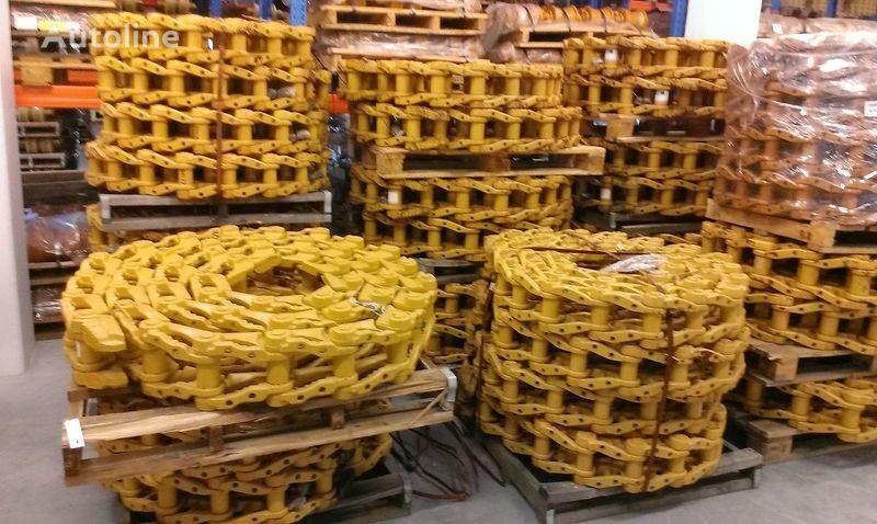 new JCB roliki , cep, napravlyayushchie kolesa track chain for JCB 130,160,180,220,240,260,290,330 excavator