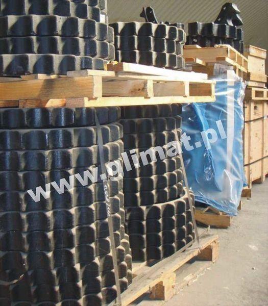 new track roller for / Gwiazda Terex 805/TC75 ; Schaeff HR32 / construction equipment