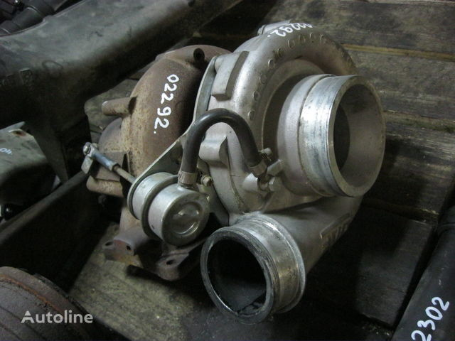DAF turbocharger for tractor unit