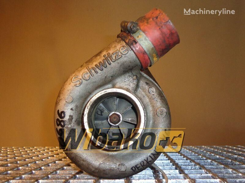 Turbocharger Schwitzer 2674A154 turbocharger for 2674A154 (20H90-00260) other construction equipment