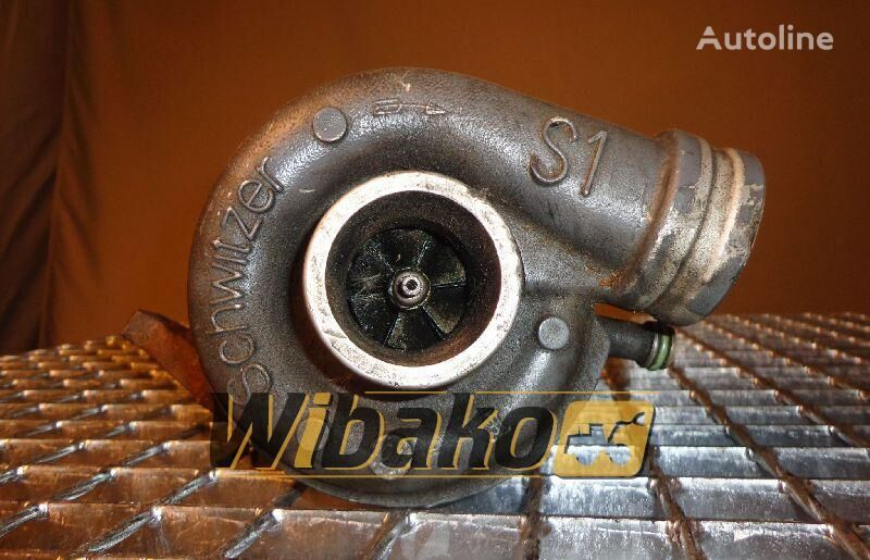 Turbocharger Schwitzer 4209164KZ turbocharger for 4209164KZ truck