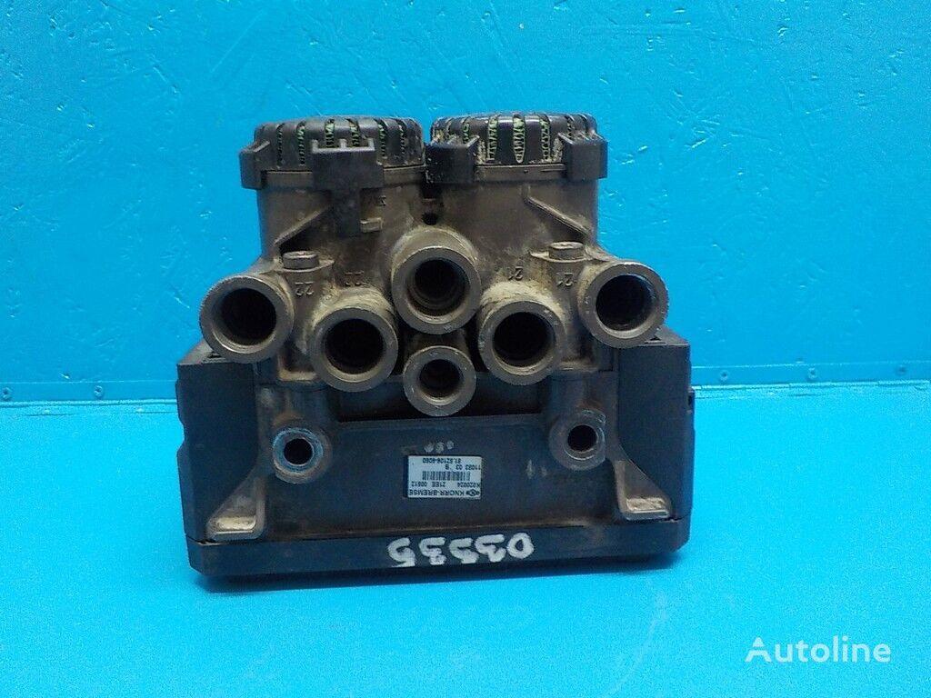 Regulirovachnyy  davleniya MAN valve for truck