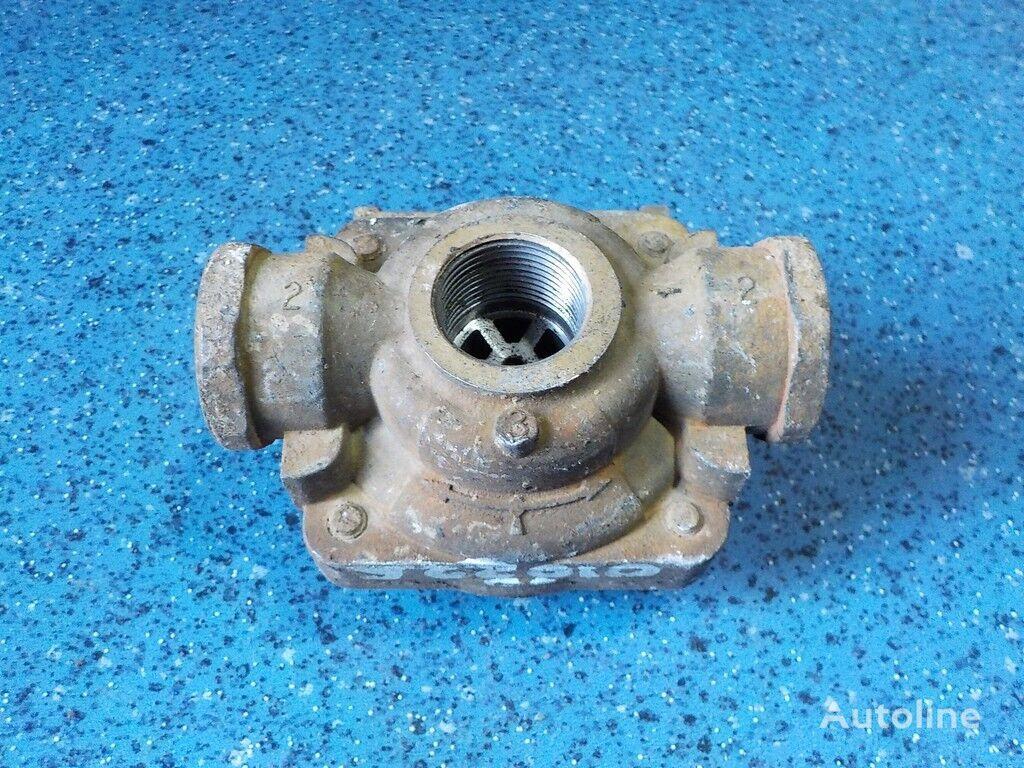 MAN avariynogo rastormazhivaniya valve for truck
