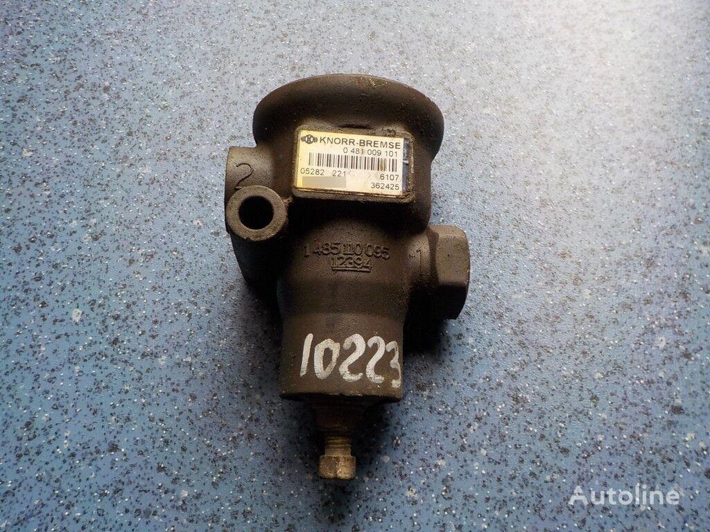 Scania upravleniya davleniem valve for truck