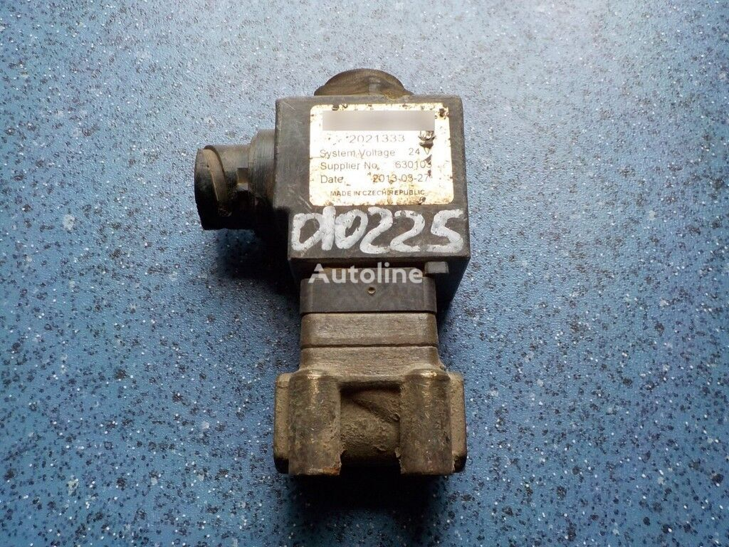 Scania Uskoritelnyy valve for truck