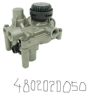 uskoritelnyy valve for DAF tractor unit