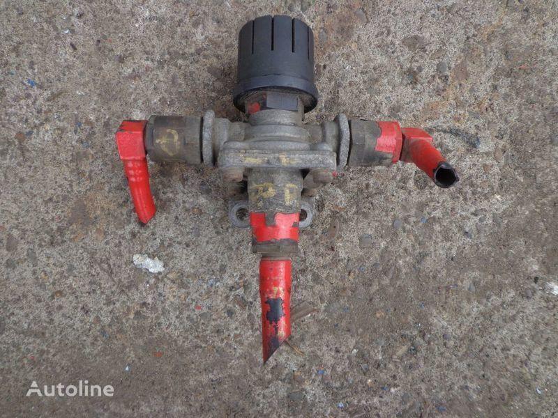 new Knorr-Bremse valve for DAF CF tractor unit