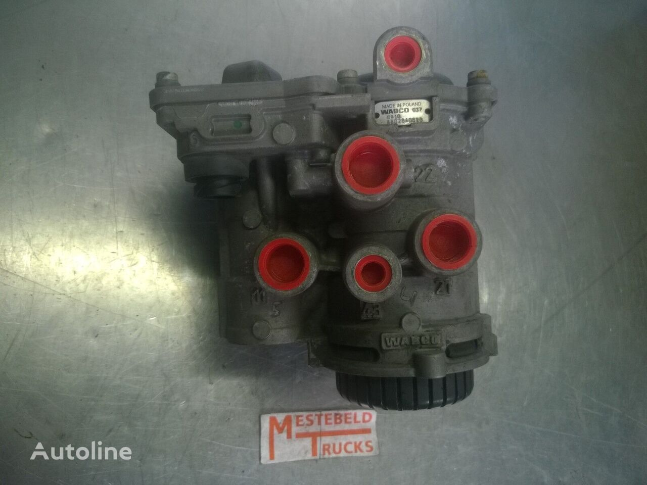 valve for DAF Volgwagen stuurventiel tractor unit