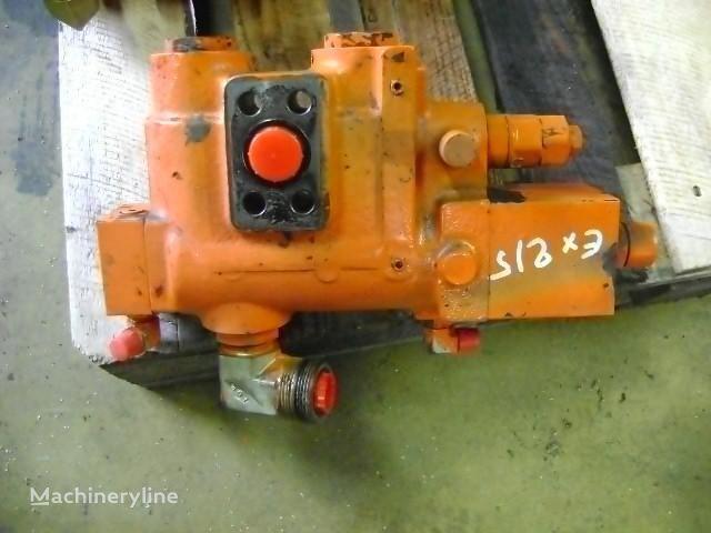 Block Valve valve for FIAT-HITACHI EX 215 excavator