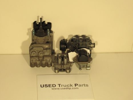 MAN valve for MAN tractor unit