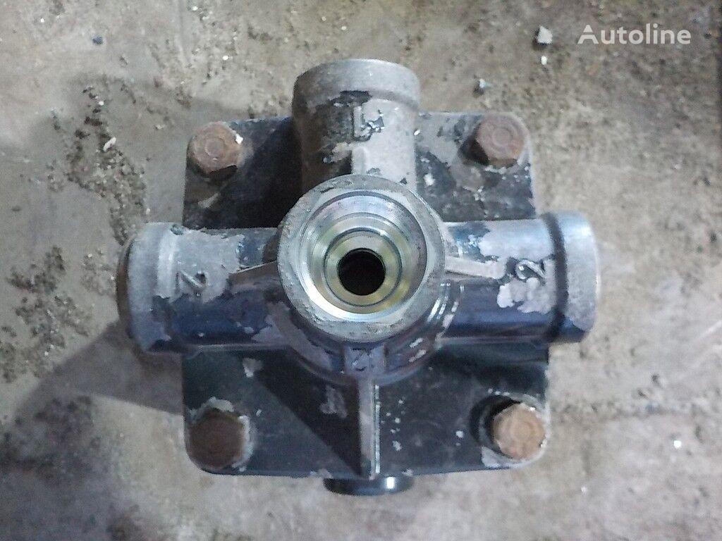 Uskoritelnyy valve for MAN truck
