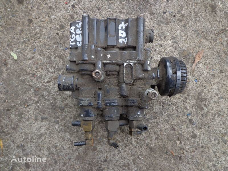 Wabco valve for MAN TGA tractor unit