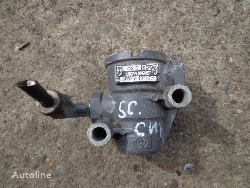 Knorr-Bremse valve for SCANIA 124, 114, 94 tractor unit