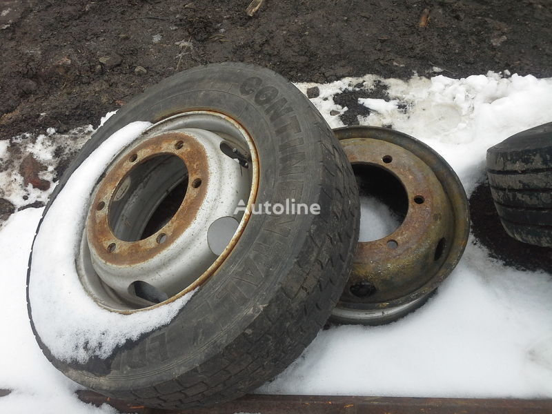 Man L2000 M2000 TGL R17.5 R19.5. wheel disk for truck