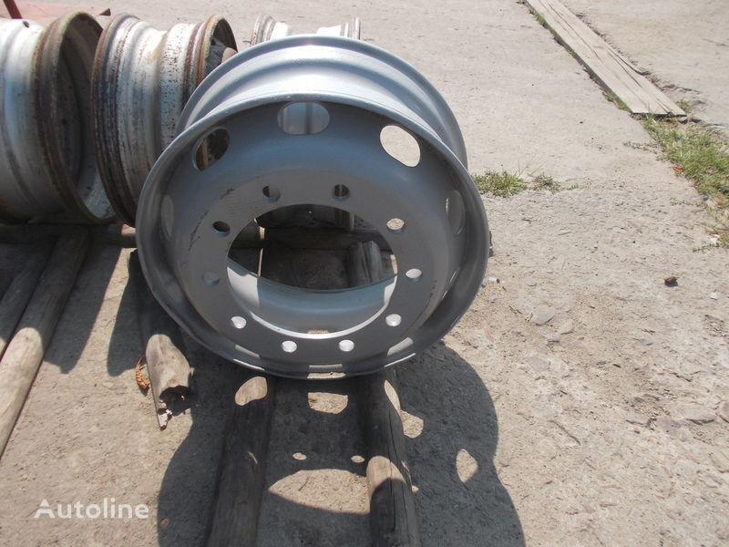 9h22,5 wheel disk for tractor unit