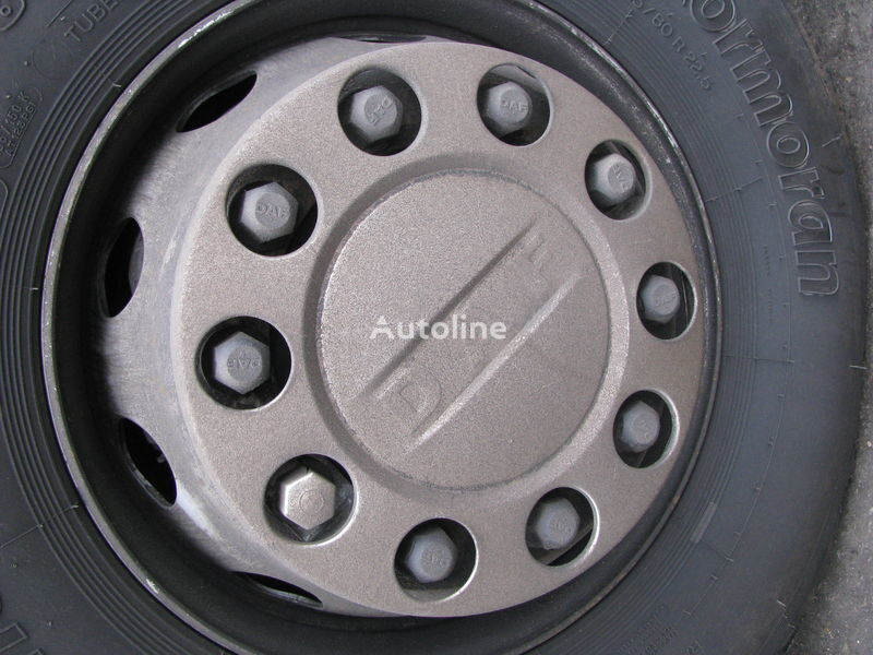 wheel disk for DAF tractor unit