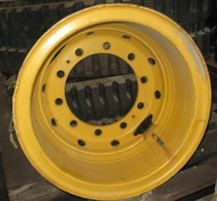7.5-20HD HEAVY DUTY WHEEL for Volvo EW160B wheel disk for VOLVO EW160B excavator