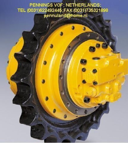 new all brands FINAL DRIVE,reducer,trackmotor,rupsmotor,eindaandrijving wheel hub for excavator
