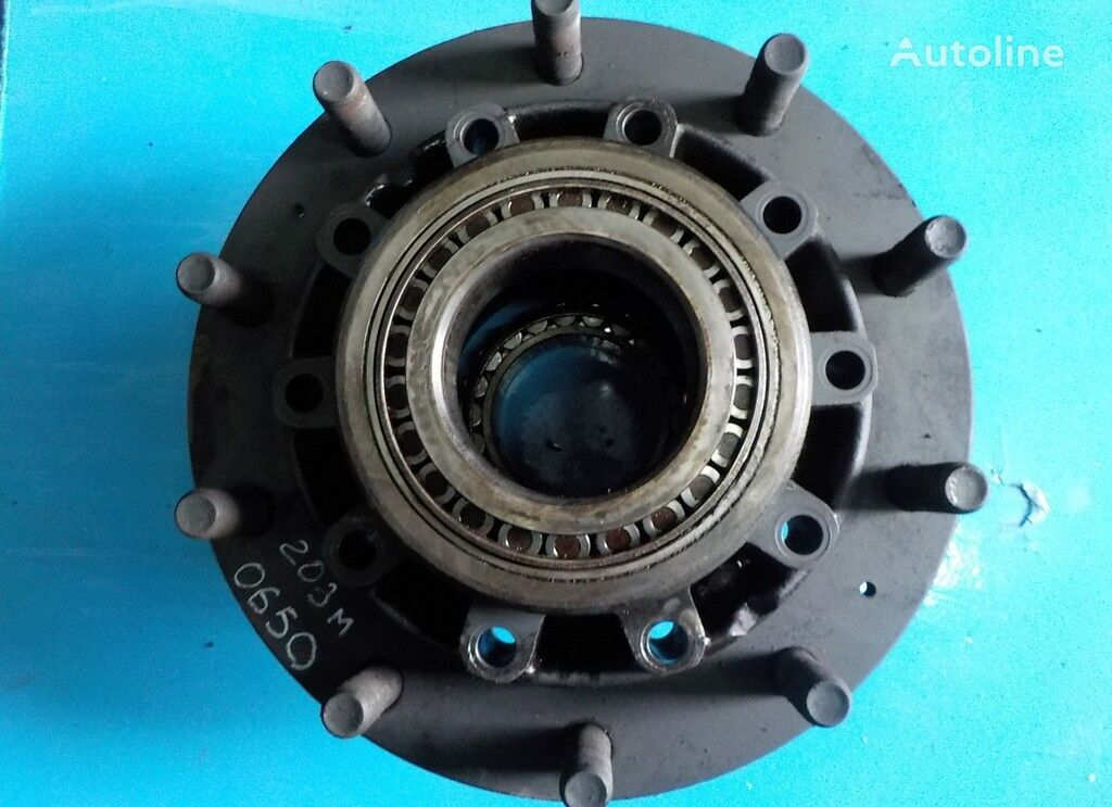 zadnyaya Scania wheel hub for truck