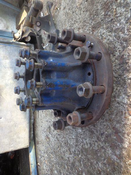 wheel hub for DAF XF, CF truck