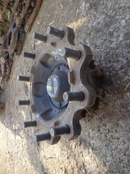wheel hub for DAF XF, CF truck